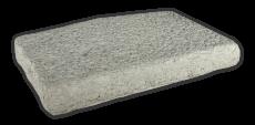 Pillar cap light grey