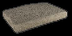 Pillar cap brown