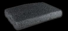 Pillar cap dark grey