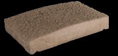 Extender cap dark brown